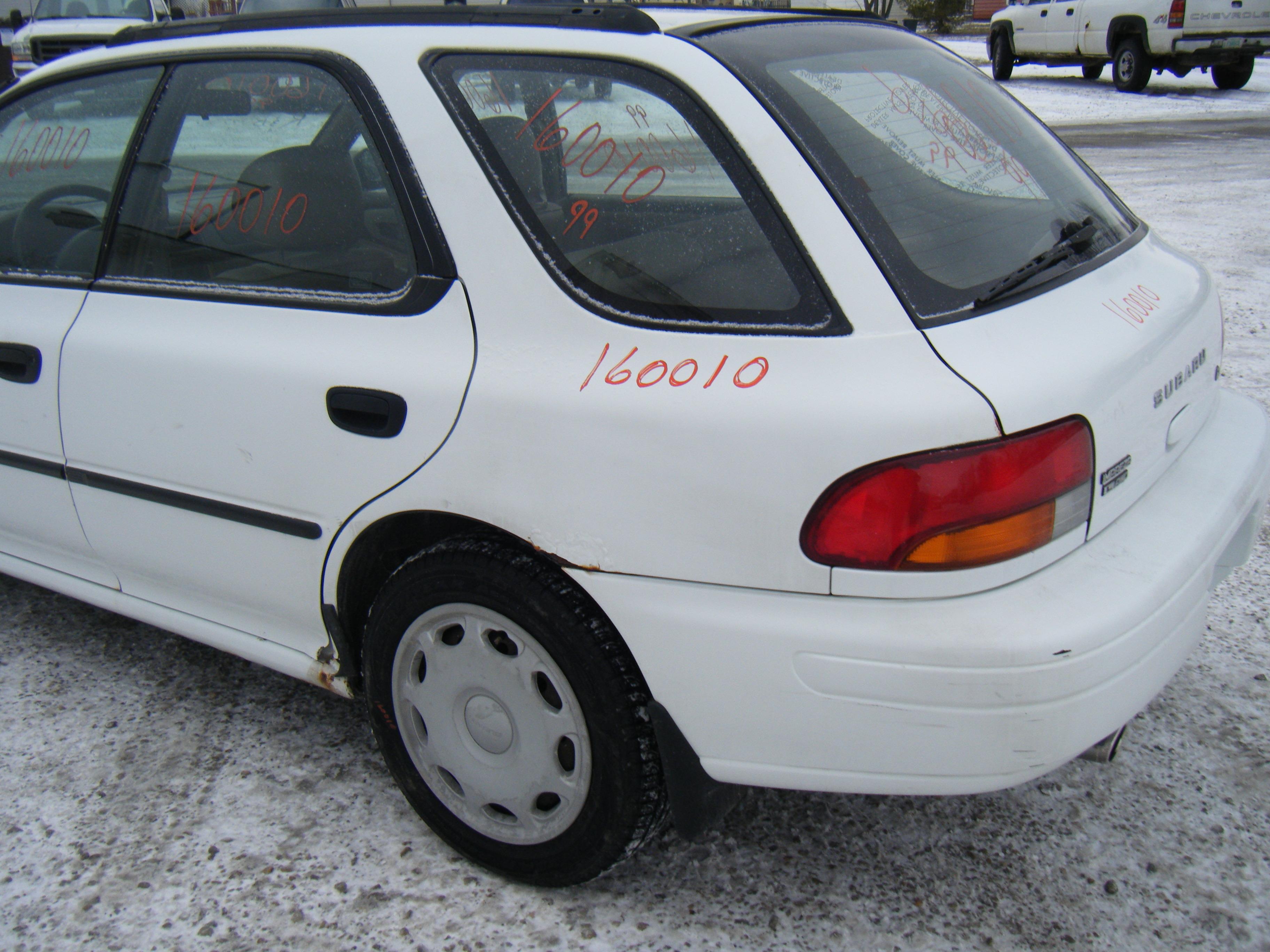 1999 subaru impreza | williams auto parts