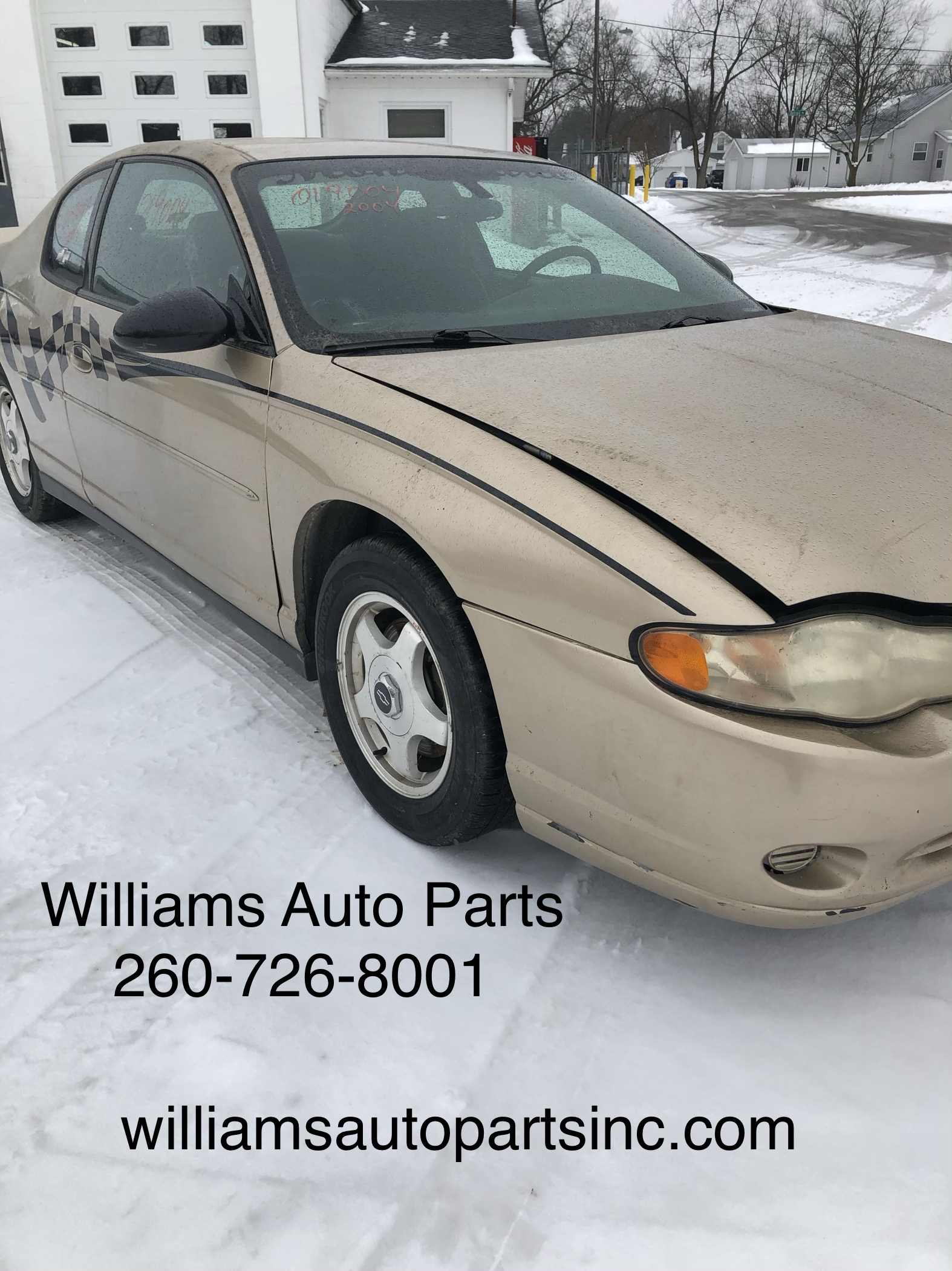 Williams Auto Parts | Your Midwest Used Auto Parts